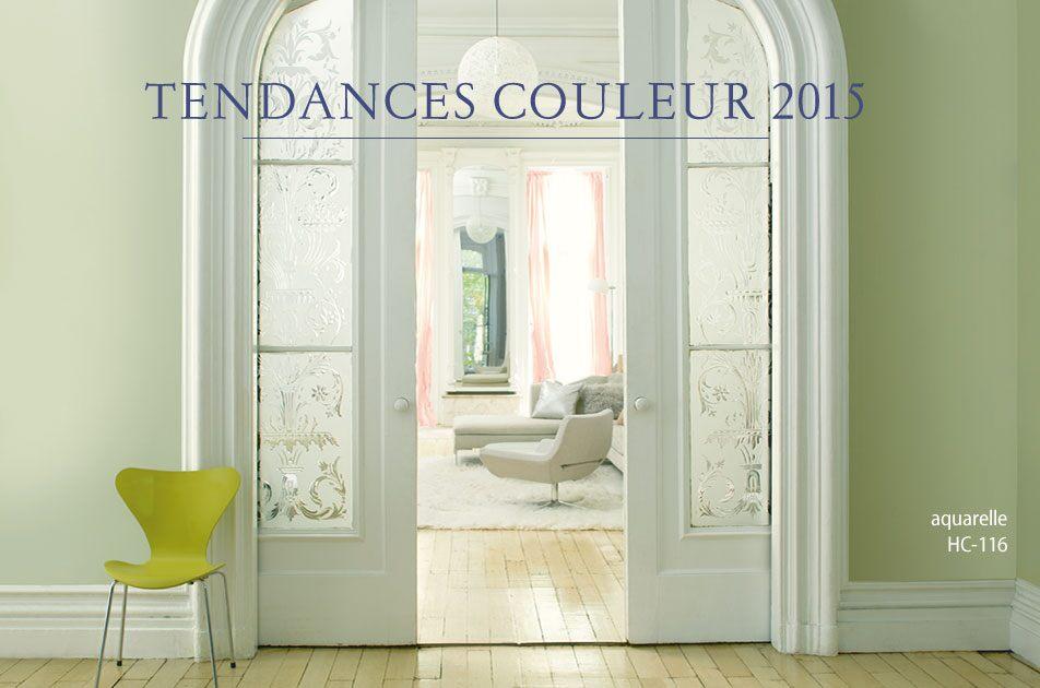Tendances couleur benjamin moore 2015 - Couleur tendance maison ...