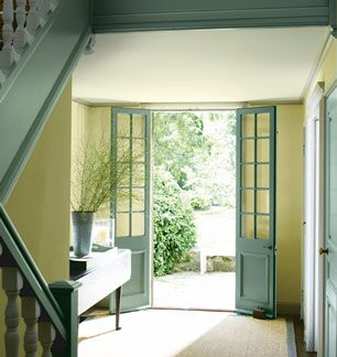 Benjamin Moore High Park 467 in Aura Semi-Gloss