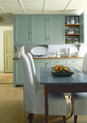 Cabinet Paint Colors For Small Kitchens