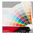 Color Preview Fan Deck