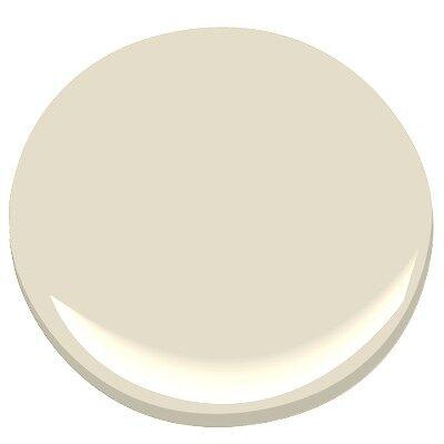 Creamy White OC-7 Paint - Benjamin Moore Creamy White ...