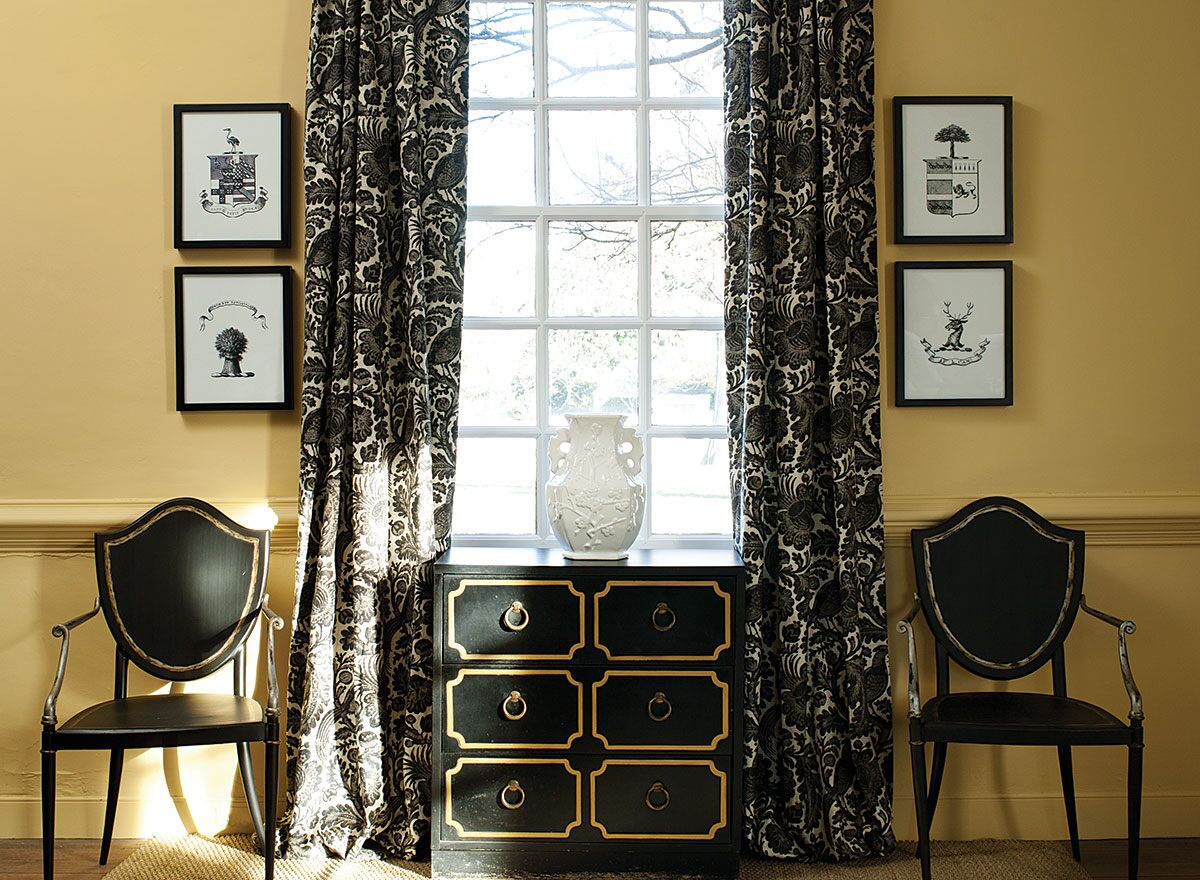 Colonial Room Inspiration