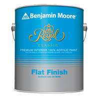 Regal Interior Paint- Flat