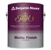 Regal Interior Paint- Matte