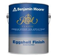 Regal Interior Paint- Eggshell