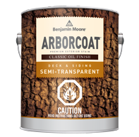 ARBORCOAT Semi Transparent Classic Oil Finish