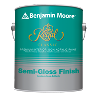 Regal Interior Paint- Semi-Gloss