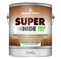 Super Hide Zero VOC Interior Semi-gloss
