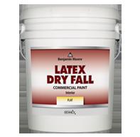 Picture of Benjamin Moore Latex Dry Fall - Flat