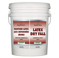 Benjamin Moore Latex Dry Fall - Semi-Gloss