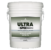 Ultra Spec® Masonry Acry Latex Satin
