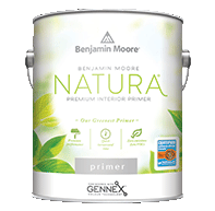The Carpet Barn Benjamin Moore Natura premium interior primer is Benjamin Moore's greenest primer.boom