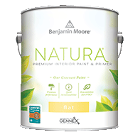 CONROY'S CORNER Natura Waterborne Interior Paint is Benjamin Moore's greenest paint.