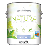RICHMOND HILL PAINT CTR Benjamin Moore Natura is our greenest paint.boom