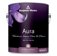 Lebanon Paint & Wallpaper, INC Aura Interior, with our exclusive Color Lock technology, delivers the ultimate performance for brilliant, rich, and everlasting color.boom