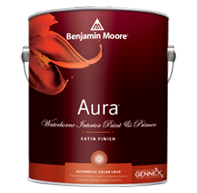 Picture of Aura Interior Paint- Satin