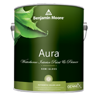 Aura Interior Paint- Semi-Gloss