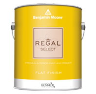 MERRELL PAINT & DECORATING INC Regal Select Interior has been a trusted brand for more than 50 years and is formulated for easy cleaning in a wide variety of sheens.boom