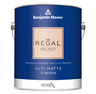 Maple Paints & Wallpaper REGAL Select Interior is a trusted brand that is formulated for easy cleaning and great scrubbability in a wide variety of sheens.boom