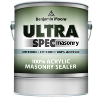 Ultra Spec Masonry Int/Ext 100% Acrylic Sealer
