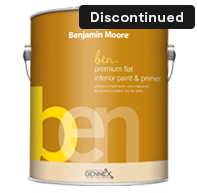CONROY'S CORNER ben Interior is user-friendly paint for flawless results and puts premium color within reach.