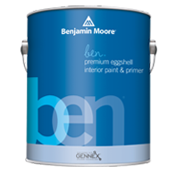 BAY CITY PAINT & WALLPAPER INC ben Interior is user-friendly paint for flawless results and puts premium colour within reach.