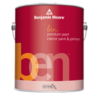 ben Interior Paint- Pearl