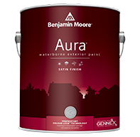 PORTAGE AVENUE PAINTS INC. Aura Exterior with our exclusive Colour Lock technology provides the ultimate performance for rich, full colour and unprecedented durability.boom