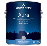 Aura Exterior Paint Semi-Gloss