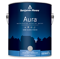 Frontier Paint Company Aura Exterior with our exclusive Color Lock technology provides the ultimate performance for rich, full color and unprecedented durability.