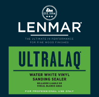 Picture of UltraLaq<sup><small>®</small></sup> Water White Vinyl Sanding Sealer