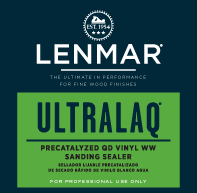Picture of UltraLaq<sup><small>®</small></sup> Precatalyzed Quick Dry Water White Vinyl Sanding Sealer