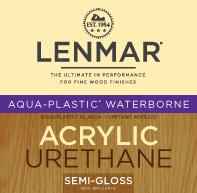 Picture of Aqua-Plastic®Waterborne Urethane - Semi-Gloss