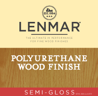 Picture of Polyurethane Wood Floor Finish - Semi-Gloss