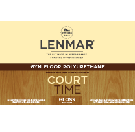 Picture of Court Time Gym Floor Finish - Gloss