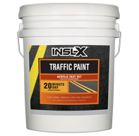 Picture of Acrylic Fast Set Traffic Paint