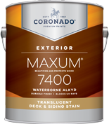 Waterborne Alkyd Translucent Deck & Siding Stain