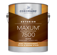 Alkyd Semi-Transparent Deck & Siding Stain