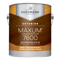 Waterborne Alkyd Semi-Transparent Deck & Siding Stain