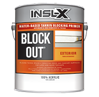 Block Out® Exterior Tannin Blocking Primer