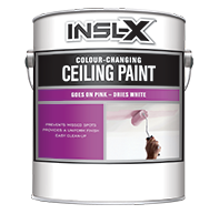 Colour-Changing Ceiling Paint