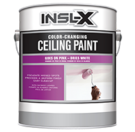 Color-Changing Ceiling Paint