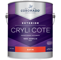 Picture of Cryli Cote 100% Acrylic Exterior Paint - Satin