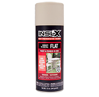 Rust Preventative Spray Paint - Flat