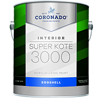 Super Kote® 3000 Interior Paint - Eggshell