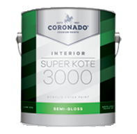 Super Kote® 3000 Interior Paint - Semi-Gloss