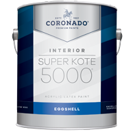 Super Kote 5000® Interior Paint - Eggshell