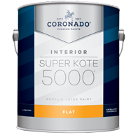 Super Kote 5000® Interior Paint - Flat