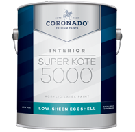 Super Kote 5000® Interior Paint - Low Sheen Eggshell