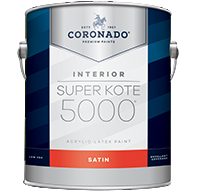 Super Kote 5000® Interior Paint - Satin